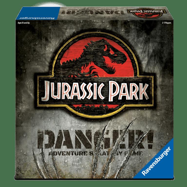 Jogo de Tabuleiro (Board Games) Jurassic Park Danger - Ravensburger (Apenas Venda Online)