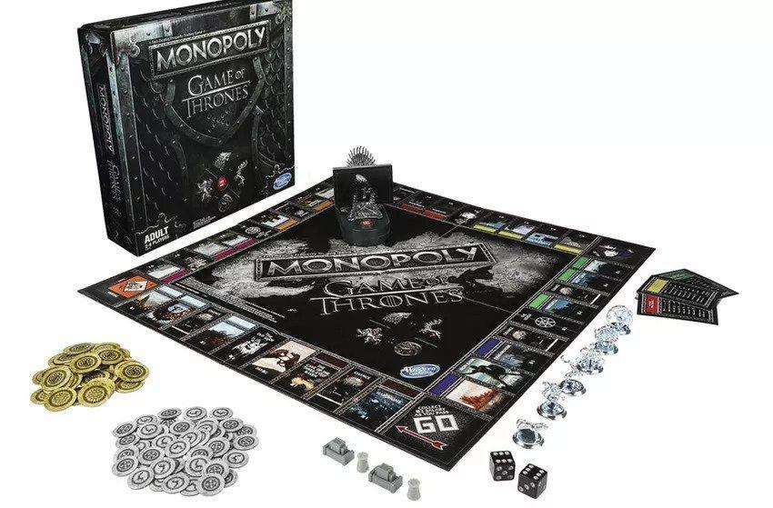 Jogo de Tabuleiro Monopoly: Game Of Thrones Edition - Hasbro