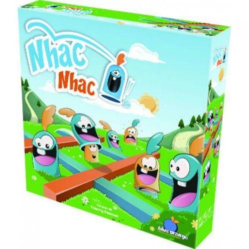 Jogo de Tabuleiro (Board Games - Boardgames) Nhac Nhac - Galápagos Jogos