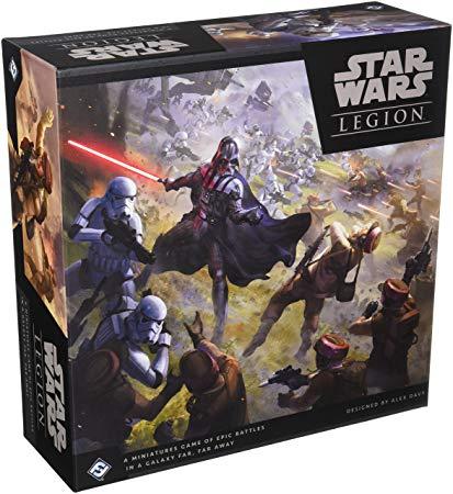 Jogo de Tabuleiro (Board Games - Boardgames) Star Wars: Legion - Core Set - Galápagos Jogos - CD