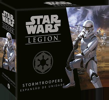 Jogo de Tabuleiro (Board Games - Boardgames) Wave 0 - Stormtroopers (Expansão de Unidade) Star Wars Legion - Galápagos Jogos - CD