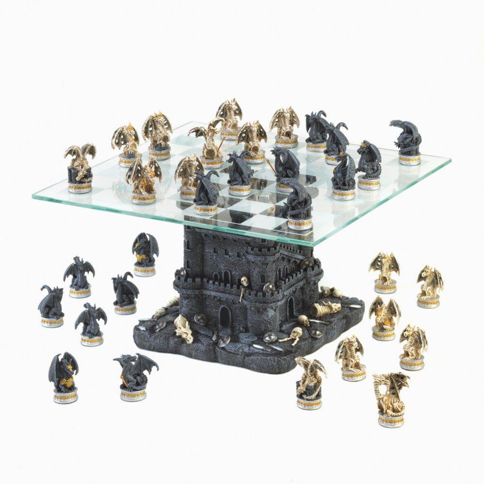 Jogo de Xadrez: Dragão