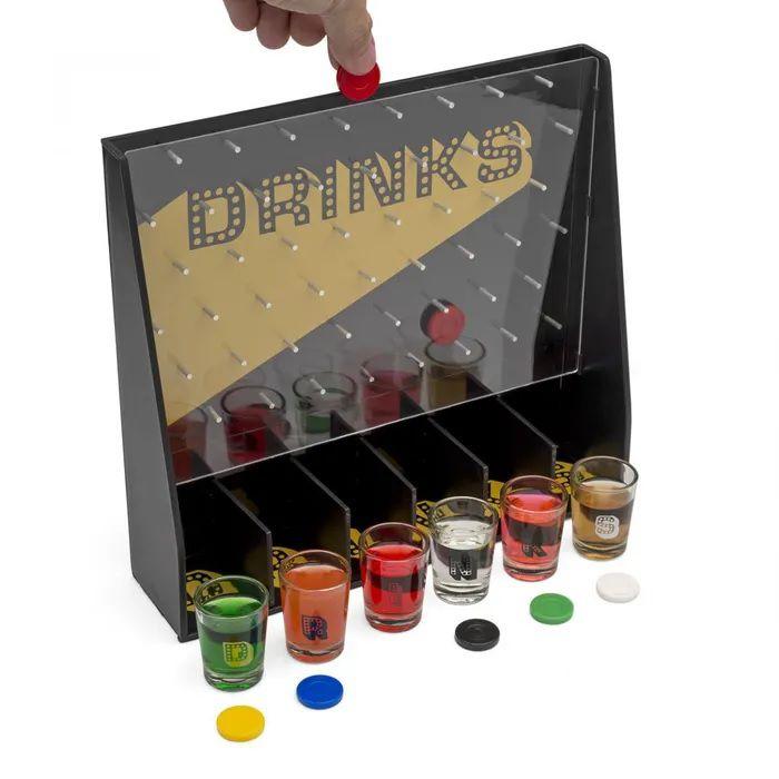 Jogo Drinks (6 Copos Shot 25ml)