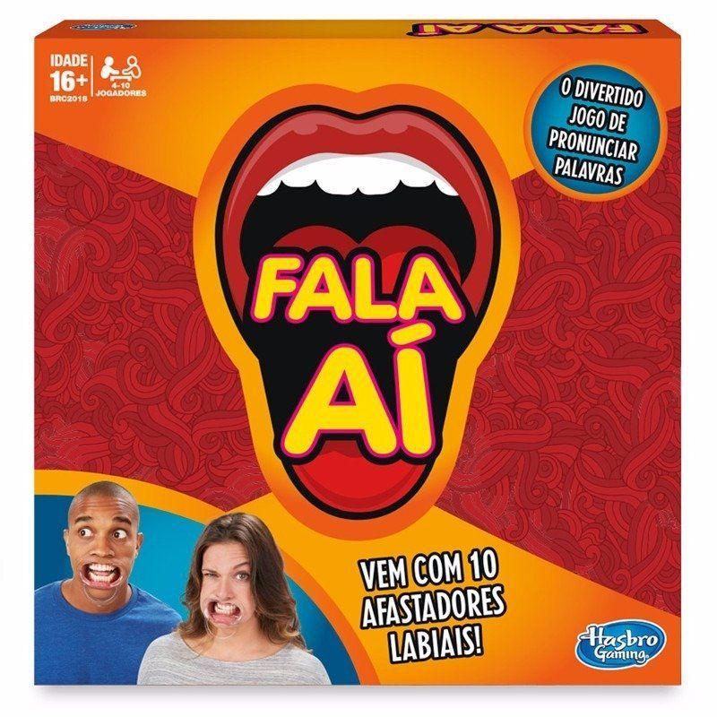 Jogo Fala Ai - Hasbro