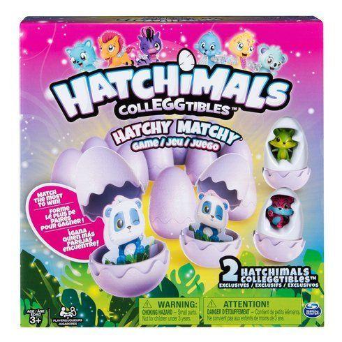 Jogo Hatchimals Colleggtibles: Hatchy Matchy
