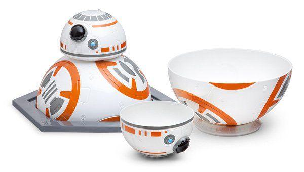 Jogo para Servir BB-8 - Thinkgeek