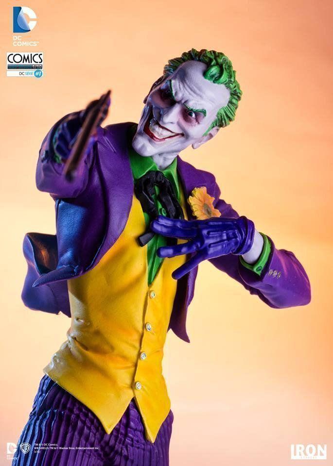 Joker Art Scale 1/10 - Iron Studios