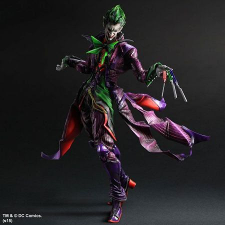 Joker Variant DC Comics - Play Arts