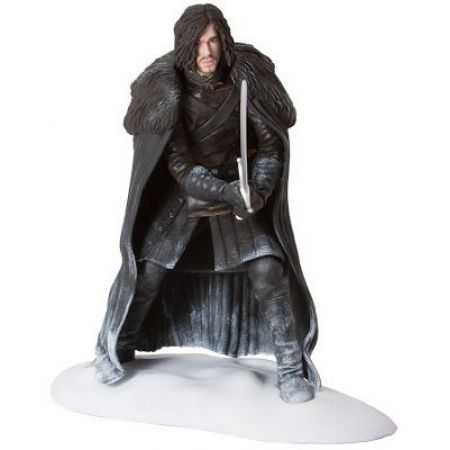 Estátua Jon Snow: Game of Thrones - Dark Horse
