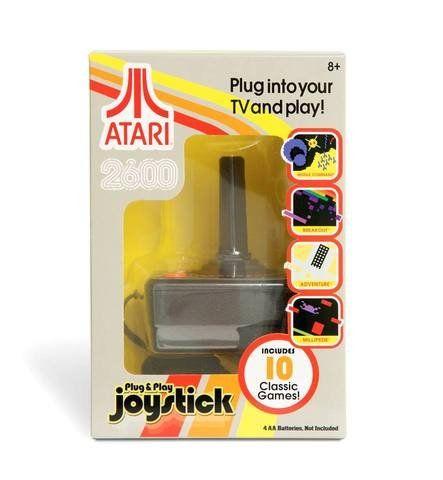 Joystick Plug e Play: Atari 2600 - Basic Fun