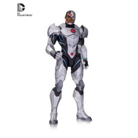 Justice League War Figure Cyborg - DC Collectibles