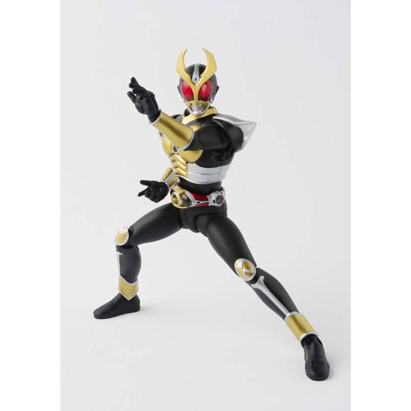 Boneco Kamen Rider Agito (Ground Form) S.H Figuarts - Bandai