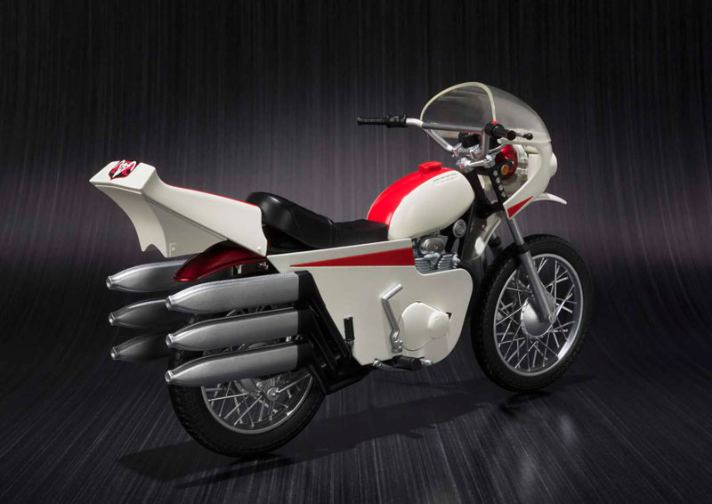 Motocicleta Cyclone Remodeling: Kamen Rider S.H.Figuarts - Bandai