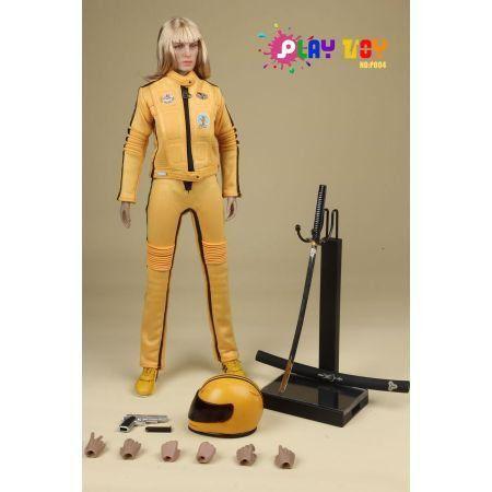 Kill Bill Beatrix Kiddo 2.0 P004 - Play Toy