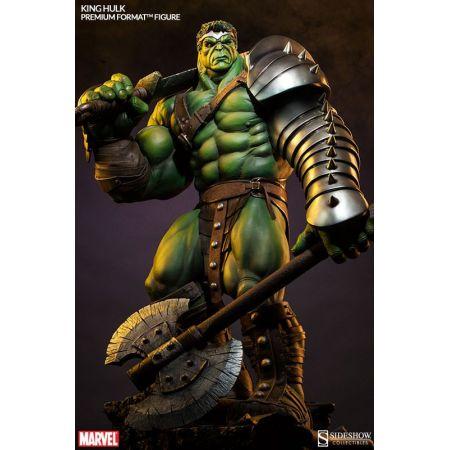 King Hulk Premium Format Statue - Sideshow