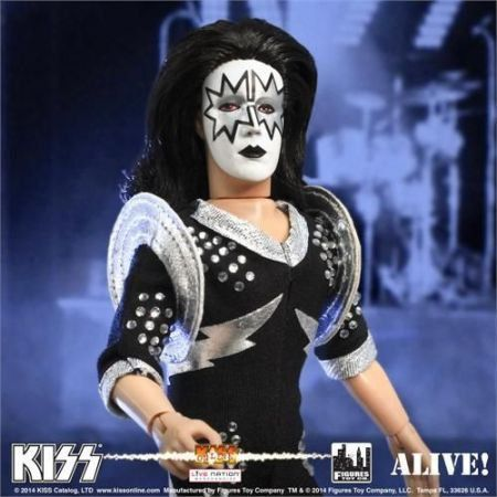 KISS Alive The Spaceman - Toy Company