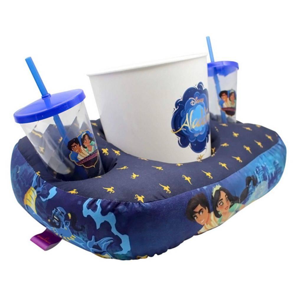 Kit Almofada Porta Pipoca: Aladdin (Disney)