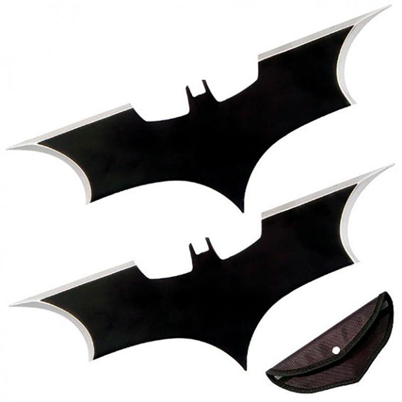 Kit Batarang: Batman Begins (2 Peças)