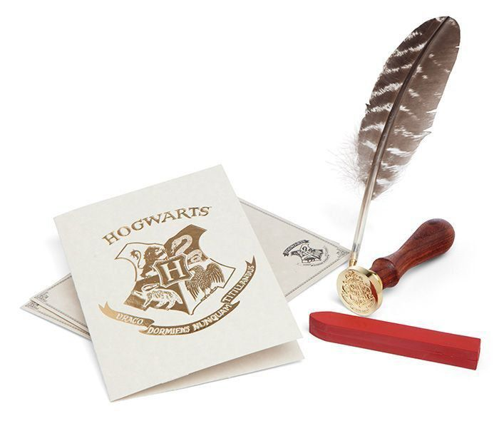 Kit Carta de Hogwarts: Harry Potter - ThinkGeek