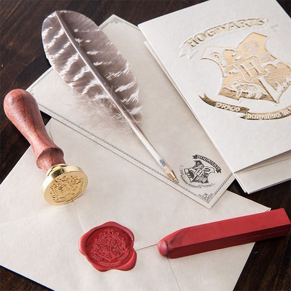 Kit Carta de Hogwarts: Harry Potter - ThinkGeek