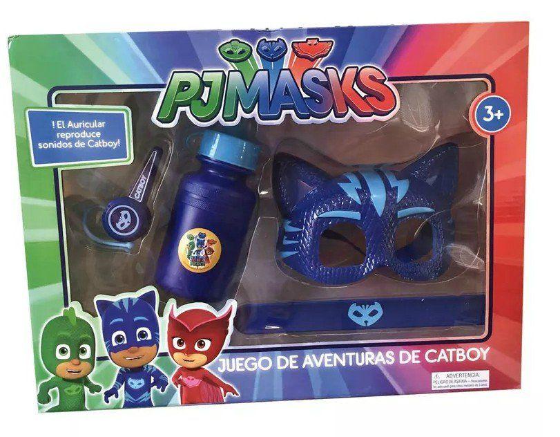 Kit de Aventuras do Menino Gato: PJ Masks - Candide
