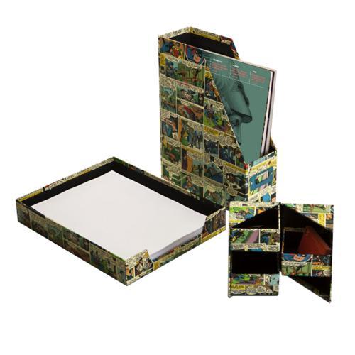 Kit de Escritório Quadrinhos: DC Comics