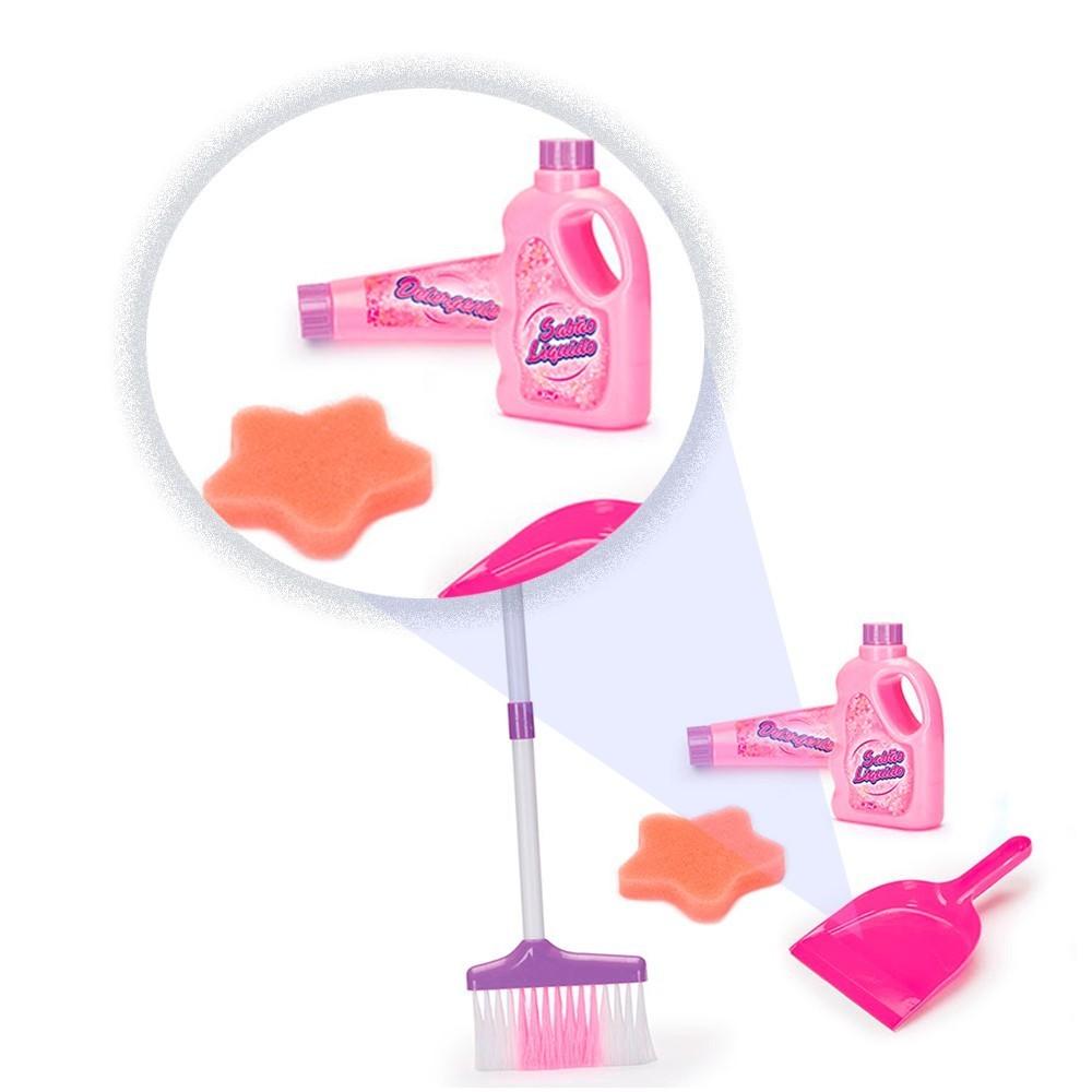 Kit de Limpeza com 5 Peças