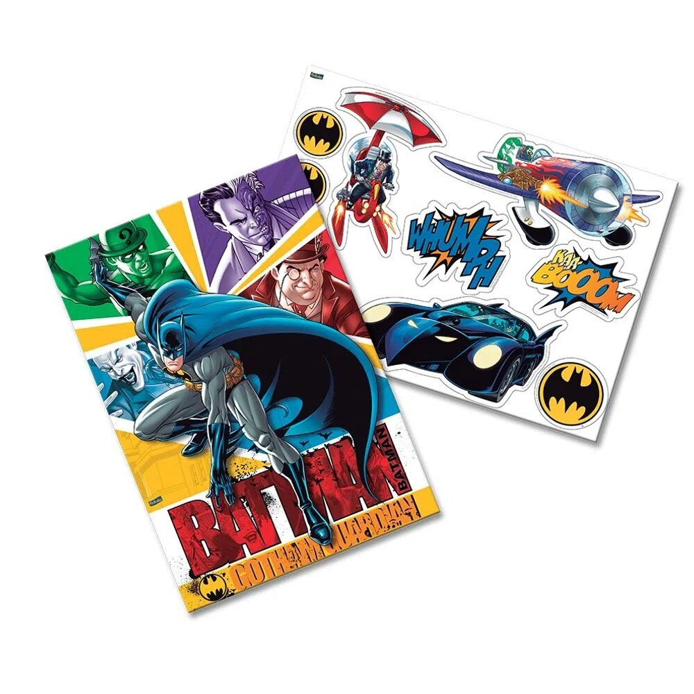 Kit Decorativo Batman 2016 - Festcolor