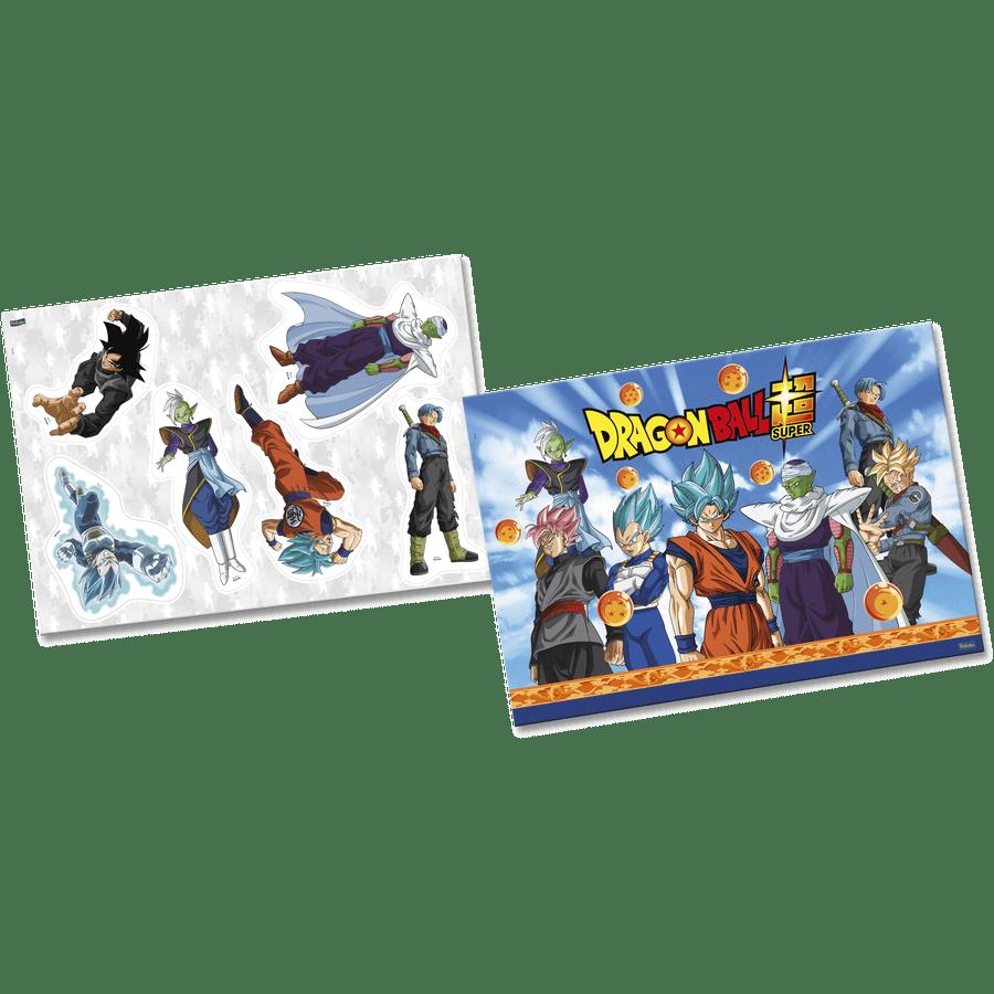 Kit Decorativo: Dragon Ball - Festcolor