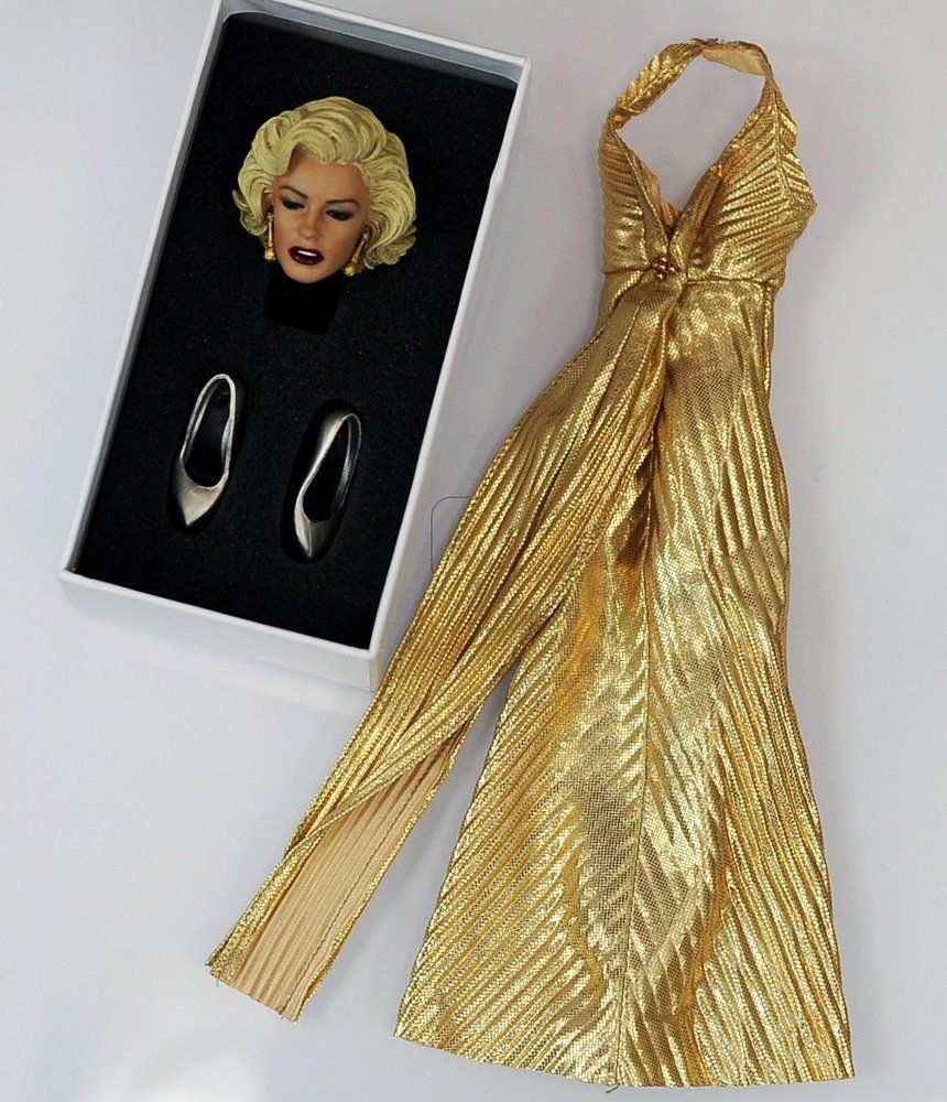 Kit Hot Toys Marilyn Monroe 1/6 - Collectible Figure