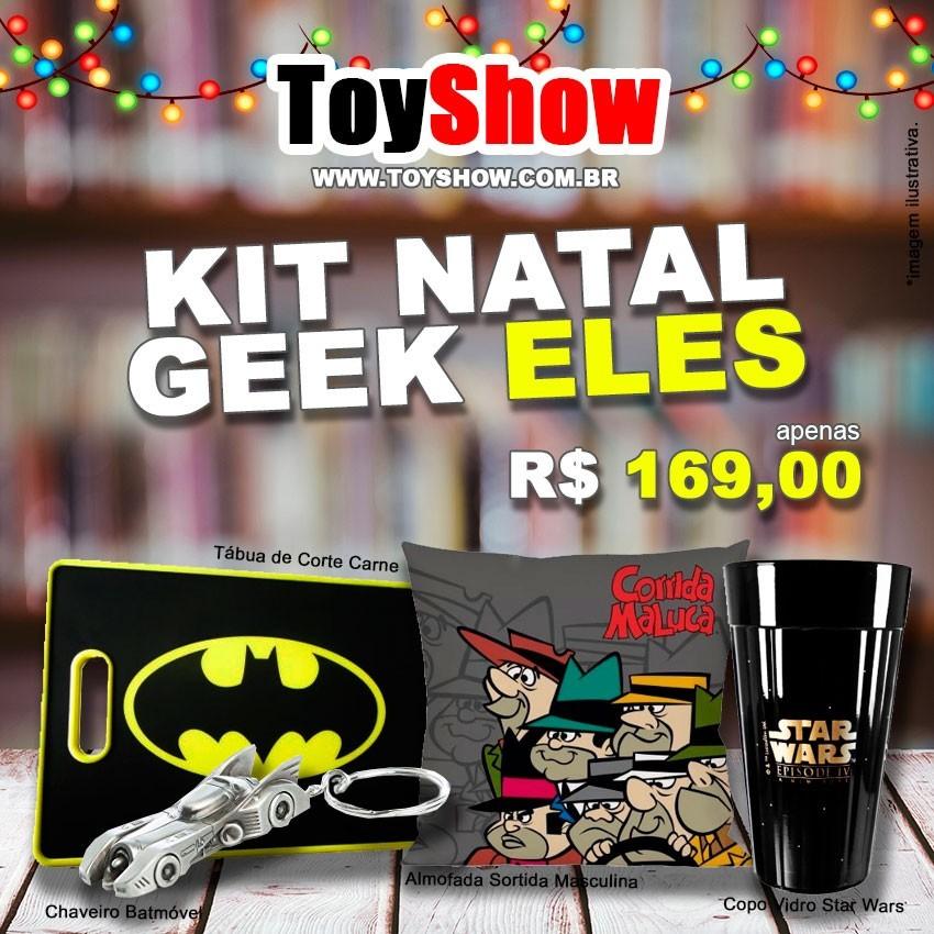 Kit Natal Geek Combo Eles