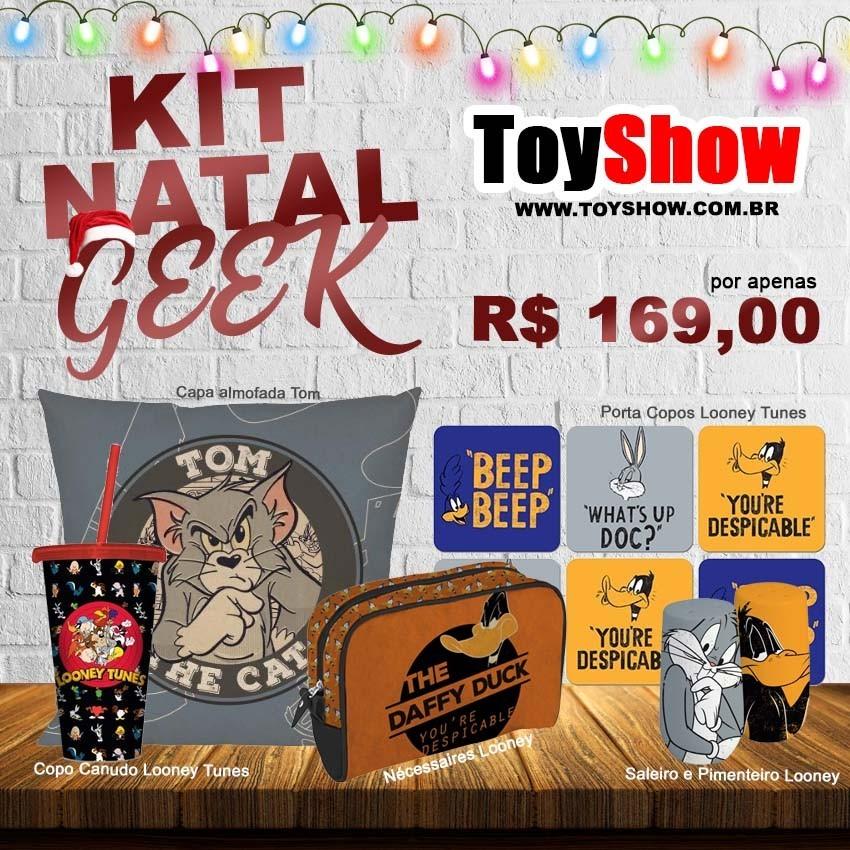 Kit Natal Geek Ele N° 2