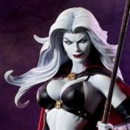 Lady Death Premium Format Statue - Sideshow