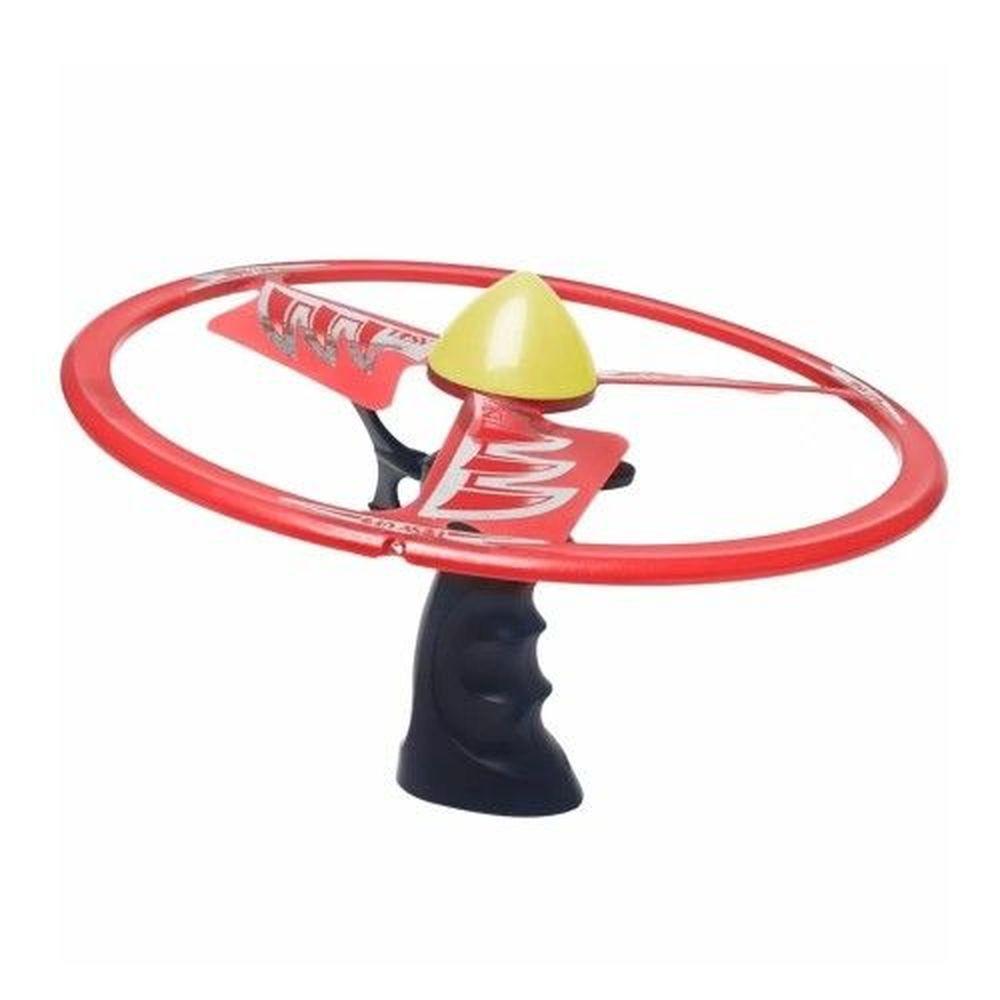 Lançador Disco Flash: Disco Bumerangue (Vermelho) - DTC