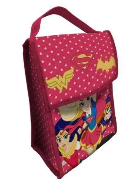 Lancheira Stay Strong: DC SuperHero Girls