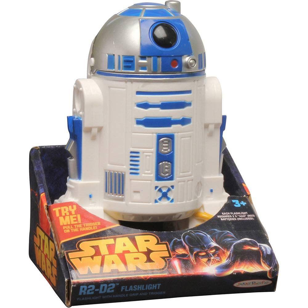 Lanterna R2-D2: Star Wars - DTC