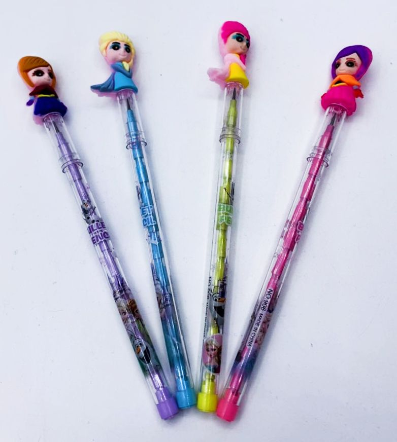 Lapiseira (Bullet Pencil) Frozen - (4 Modelos)