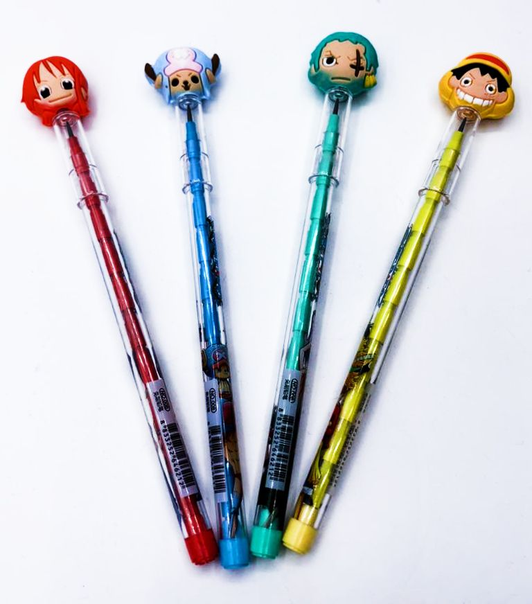 Lapiseira (Bullet Pencil) One Piece - (4 Modelos)