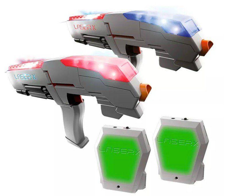Laser X: Dupla - Sunny