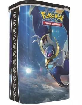 Lata Porta Cartas Pokemon: Lunala - Copag