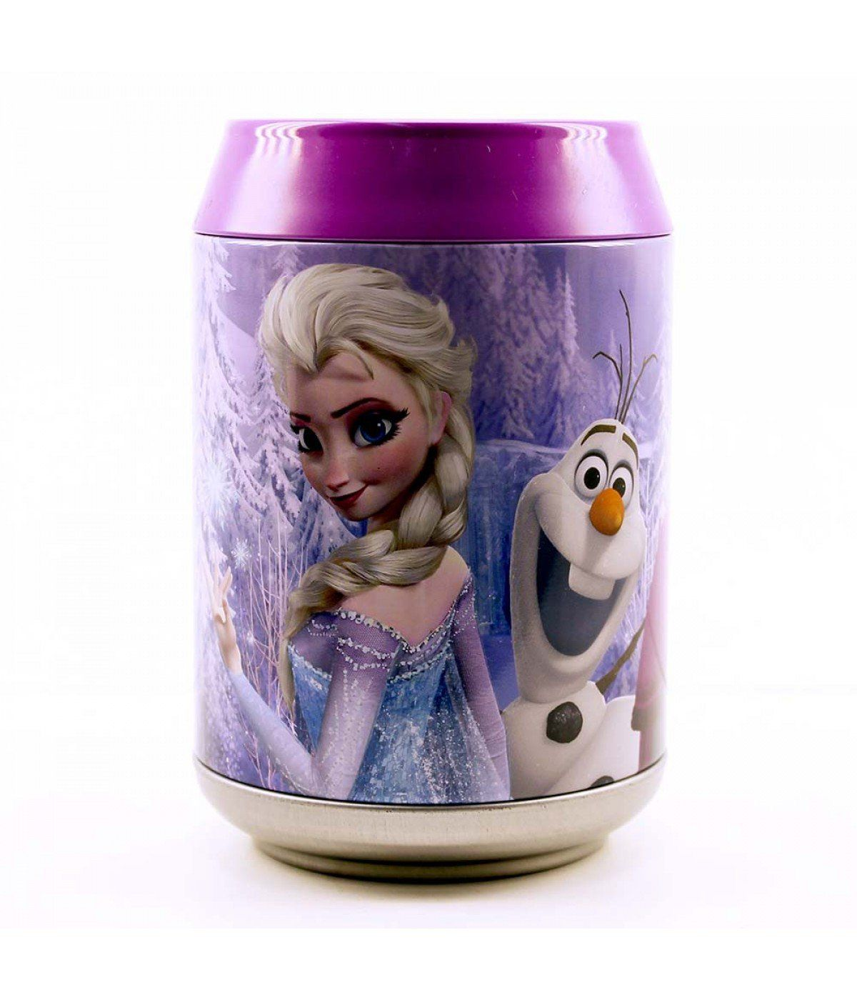 Lata Porta Objeto Anna Elsa & Olaf (Frozen): Disney
