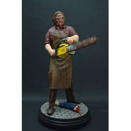 Leatherface Texas Chainsaw 1:4 - Hollywood