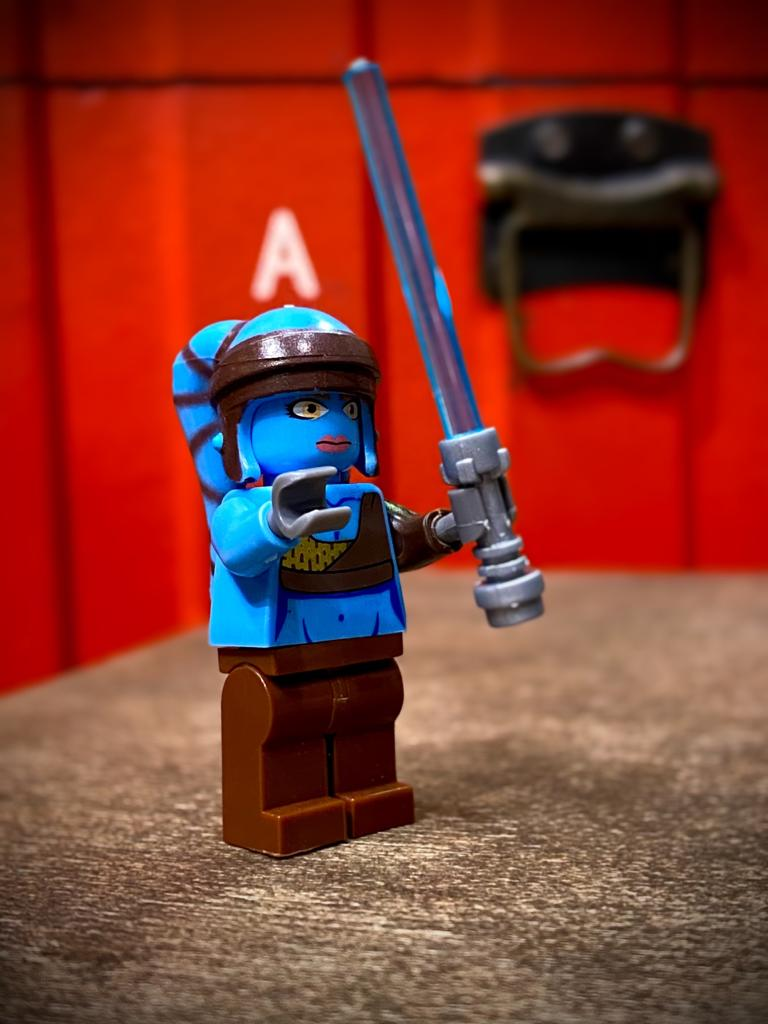 LEGO Aayla: Star Wars Clone Wars - Bloco de Montar