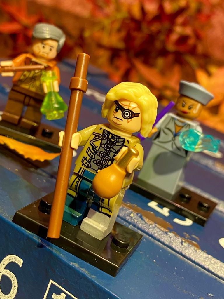 LEGO: Alastor Moody -  Harry Potter