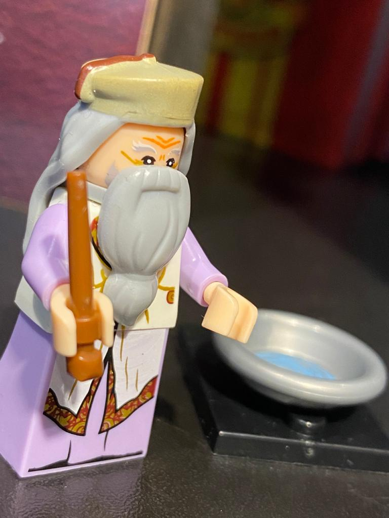 LEGO: Albus Dumbledore - Harry Potter
