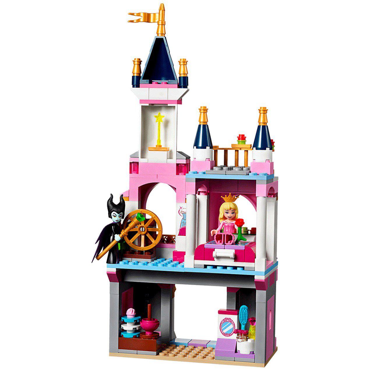 LEGO Barco Castelo Bela Adormecida (Disney) 322 Peças (Apenas Venda Online)