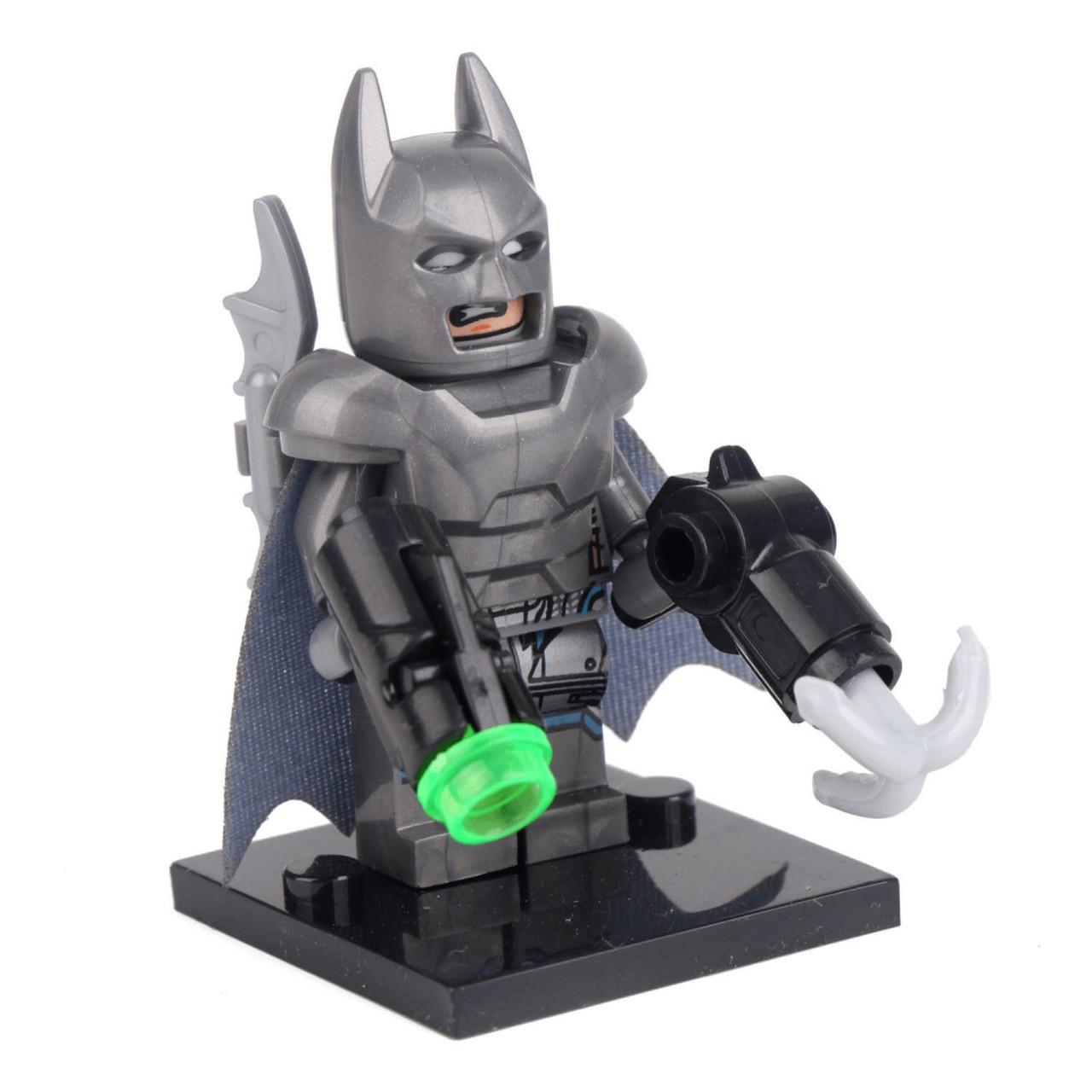 LEGO Batman Com Armadura: Batman Cavaleiro Das Trevas