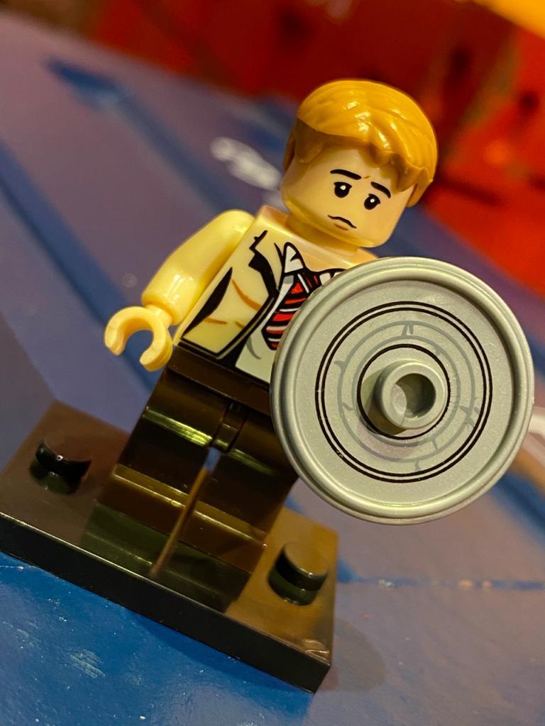 LEGO Capitão América (Jovem) - Marvel