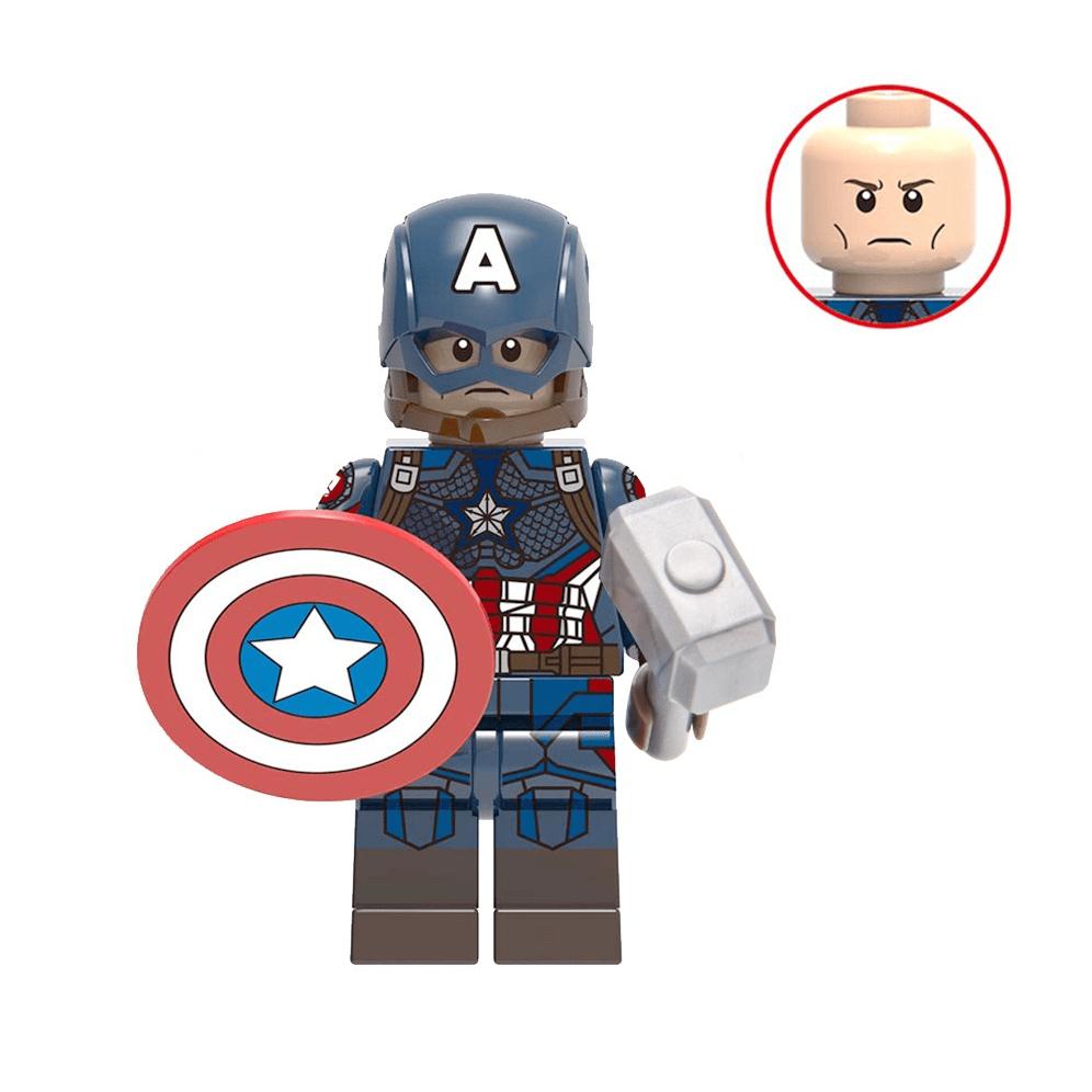 LEGO Capitão América ''Mjolnir'' Vingadores Ultimato - Marvel