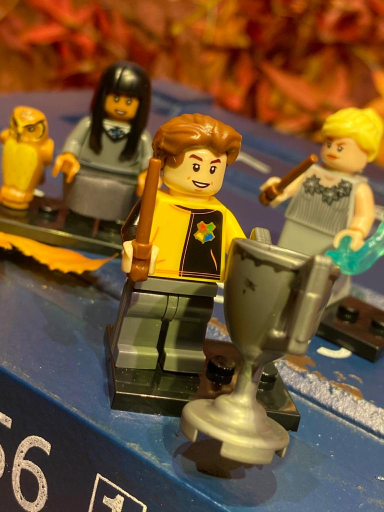 LEGO: Cedric Diggory -  Harry Potter